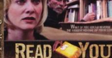Filme completo Read You Like a Book