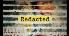 Redacted film complet