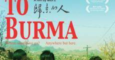 Gui lai de ren (Return to Burma) (2011)