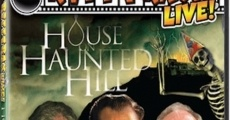 Película RiffTrax Live: House on Haunted Hill