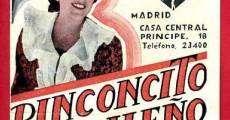 Película Rinconcito madrileño