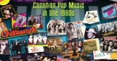 Película Rise Up: Canadian Pop Music in the 1980s
