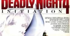 Initiation: Silent Night, Deadly Night 4 film complet