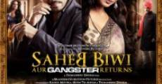 Saheb Biwi Aur Gangster Returns film complet