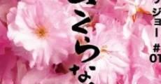 Película Sakura na hito tachi