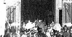 Película Salida de misa de doce del Pilar de Zaragoza