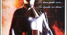 Película Santo: la leyenda del enmascarado de plata