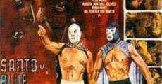 Película Santo y Blue Demon contra Drácula y el Hombre Lobo