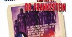 Película Santo y Blue Demon contra el doctor Frankenstein
