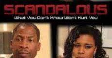 Ver película Scandalous