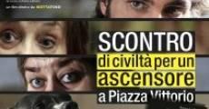 Película Scontro di civiltà per un ascensore a Piazza Vittorio