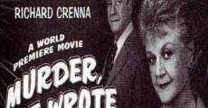 Filme completo Assassinato por Escrito: Uma História Mortal
