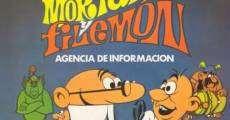 Película Segundo Festival de Mortadelo y Filemón, agencia de información