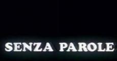 Película Senza parole