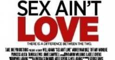 Película Sex Ain't Love