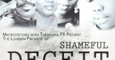 Película Shameful Deceit