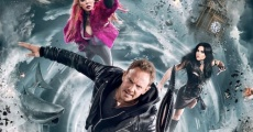 Filme completo Sharknado 5: Global Swarming