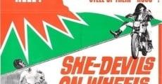 Ver película Diablesas sobre ruedas