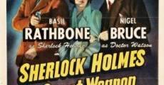 Película Sherlock Holmes y el arma secreta