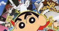 Ver película Shin Chan: ¡Rugido! - El reino salvaje de Kasukabe