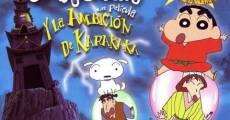 Ver película Shin Chan y la ambición de Karakaka