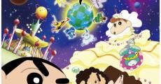 Ver película Shin Chan y la Princesa del Espacio