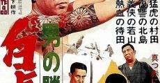 Ver película Showdown of Men 4: Tetsu, the White Tiger