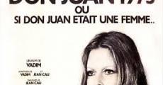 Filme completo Se Don Juan Fosse Mulher