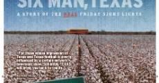 Película Six Man, Texas