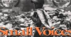 Película Small Voices: The Stories of Cambodia's Children