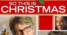 So This Is Christmas (2013) stream