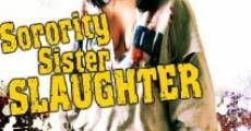 Película Sorority Sister Slaughter