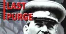 Película Stalin's Last Purge