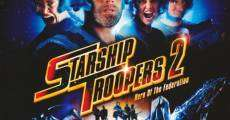 Filme completo Starship Troopers 2 - Hero of the Federation