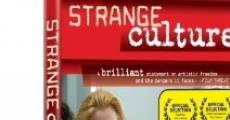 Película Strange Culture