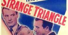 Película Strange Triangle
