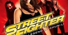 Street Fighter - La leggenda