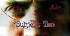 Ver película Subject Two