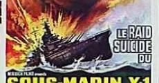 Filme completo Submarino X-1