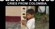 Película Subtle Voices: Cries from Colombia