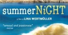 Notte d'estate con profilo greco, occhi a mandorla e odore di basilico streaming