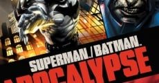 Filme completo Superman & Batman: Apocalipse