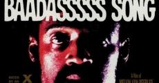 Ver película Sweet Sweetback's Baadasssss Song