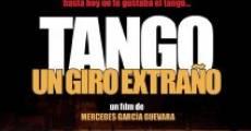 Película Tango, un giro extraño