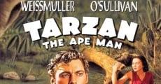 Película Tarzán de los monos