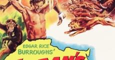 Filme completo Tarzan em Perigo