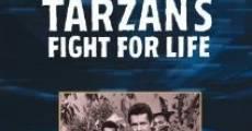 Le combat mortel de Tarzan streaming