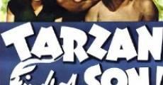 Película Tarzán y su hijo