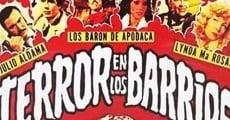 Película Terror en los barrios