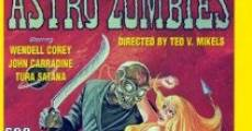 Ver película The Astro-Zombies